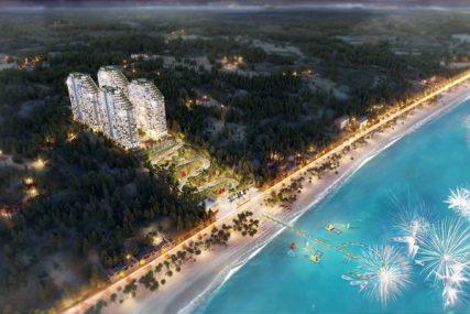 Coteccons khởi công đường nội khu dự án Apec Mandala Wyndham Mũi Né
